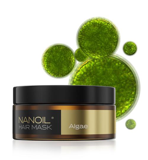 NANOIL ALGAE HAIR MASK